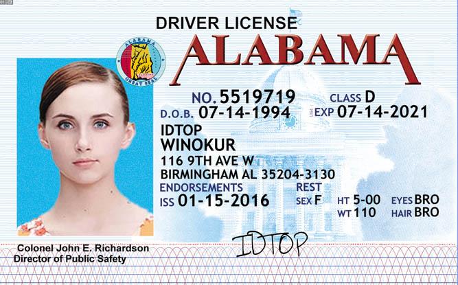 al Buy For Ids fake Alabama Cheap usa Cards - Fake 00 Maker 90 scannable Ids Id Sale