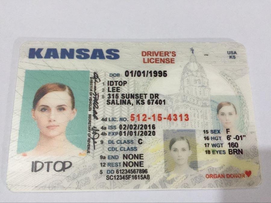 Cards Cheap Kansas Id fake usa Sale Buy scannable Ids 80 00 Fake Maker For ks Ids -