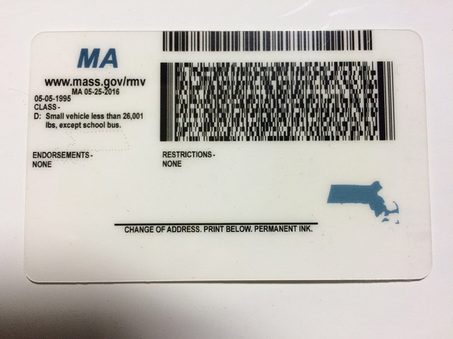 Cheap Massachusetts(MA) Fake IDs For Sale - $90.00 : Buy Fake IDs ...