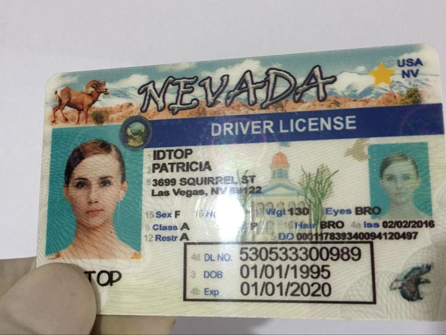 Ids Fake Nevada - fake Buy usa For Cheap Sale Id 130 00 nv Maker Ids scannable Cards