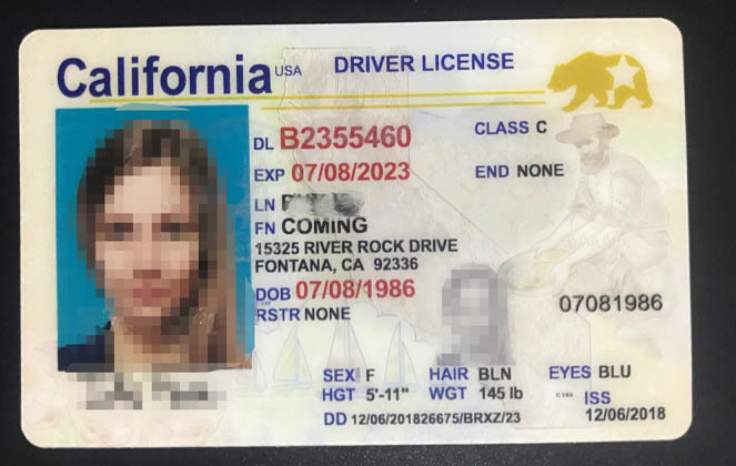 New California Fake IDs : Buy Fake IDs,Fake ID Maker,USA