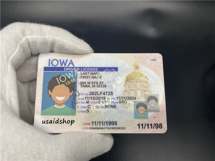 Iowa Fake IDs