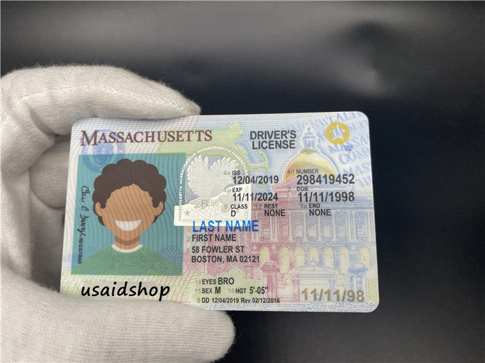 Massachusetts Fake IDs - Click Image to Close